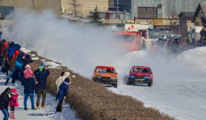 Чемпионат Алтайского края по зимним трековым гонкам.