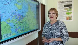 Наталья Харламова.