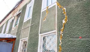 Проблемный дом в Камне-на-Оби.