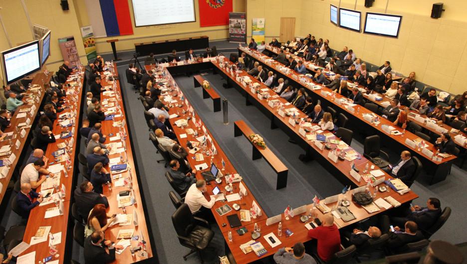 Зимняя зерновая конференция-2019 в Белокурихе.
