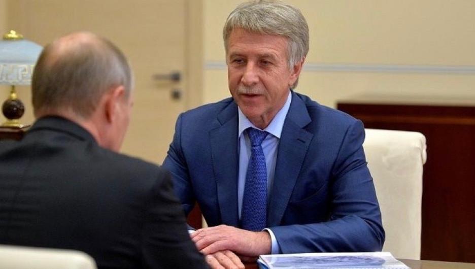 Леонид Михельсон.