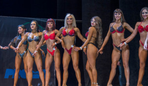 Закулисье открытого чемпионата Алтайского края по бодибилдингу-2019
