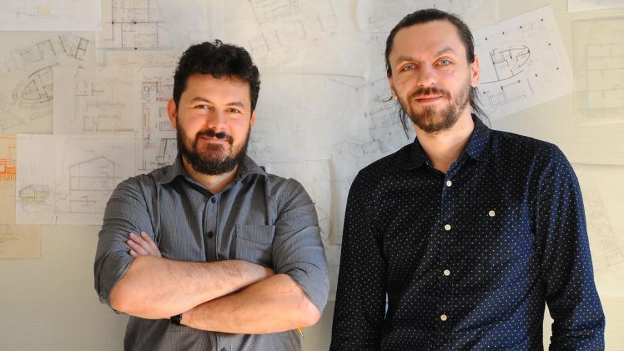 Максим Максименко и Дмитрий Индюков.