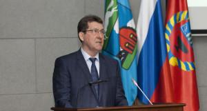 Отчет Сергея Дугина перед депутатами