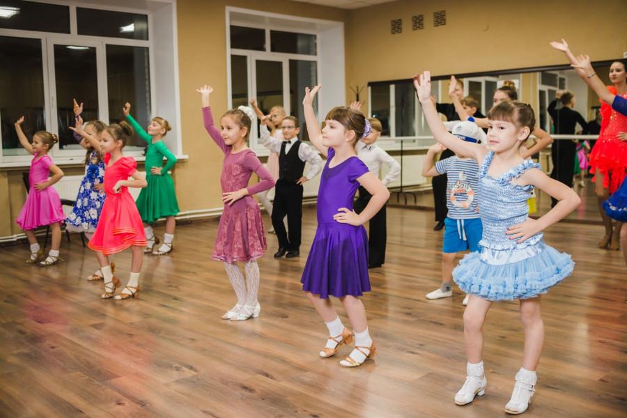 Современные танцы в Барнауле.