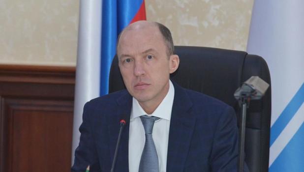 Олег Хорохордин.