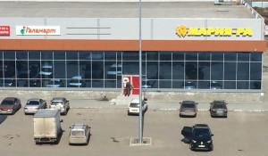 Торговый центр на Балтийской, 116.