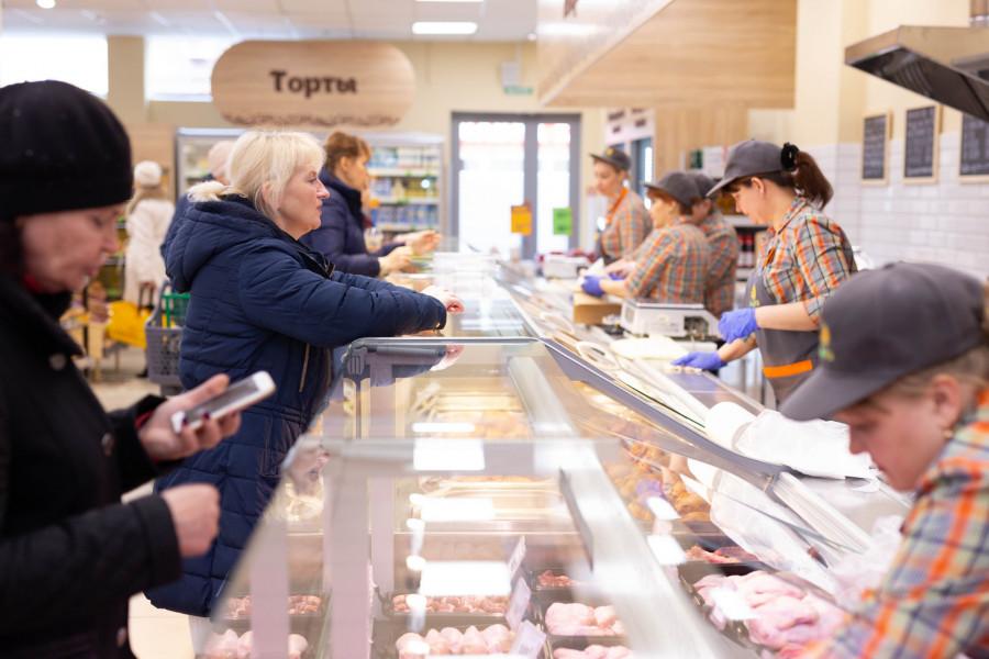 «Мария-Ра» открыла магазин нового формата.