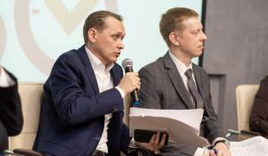 Заместитель председателя комитета по местному самоуправлению АКЗС Иван Мордовин.
