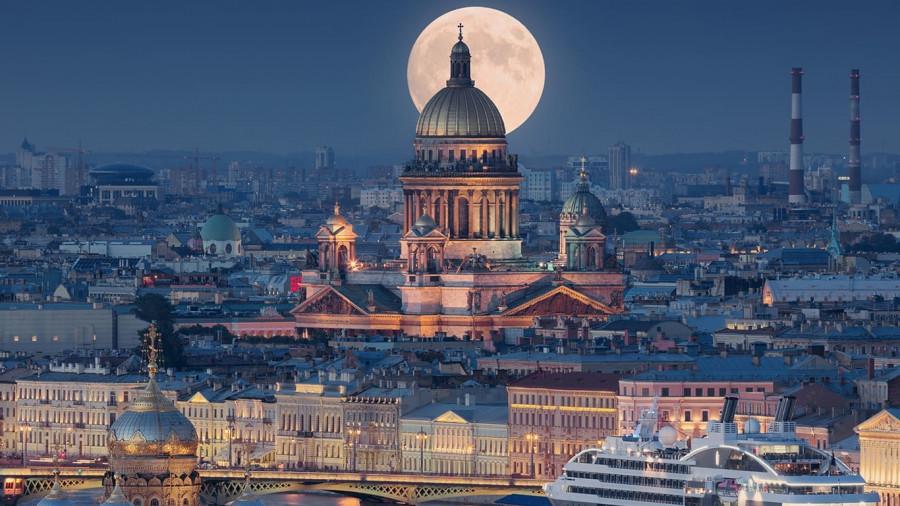 Г. Санкт-Петербург.