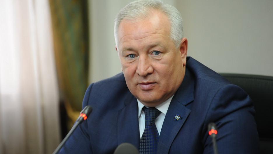 """Алексей Минин, президент ПФК """"Динамо-Барнаул"""""""