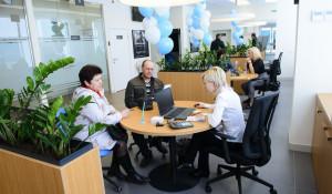Банк «Открытие» запустил новый офис «Петровский бульвар» в Бийске .