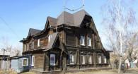 Дом Лесневского, ул. Ползунова, 56. Весна 2019 года.