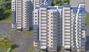 Проект новых домов на Змеиногорском тракте.