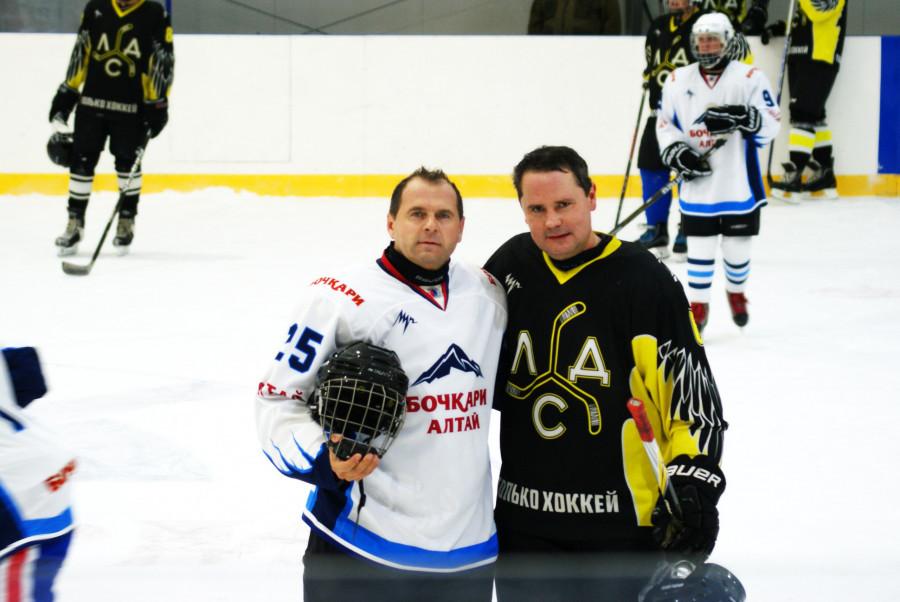 Вадим Смагин (слева) и Михаил Дроздов