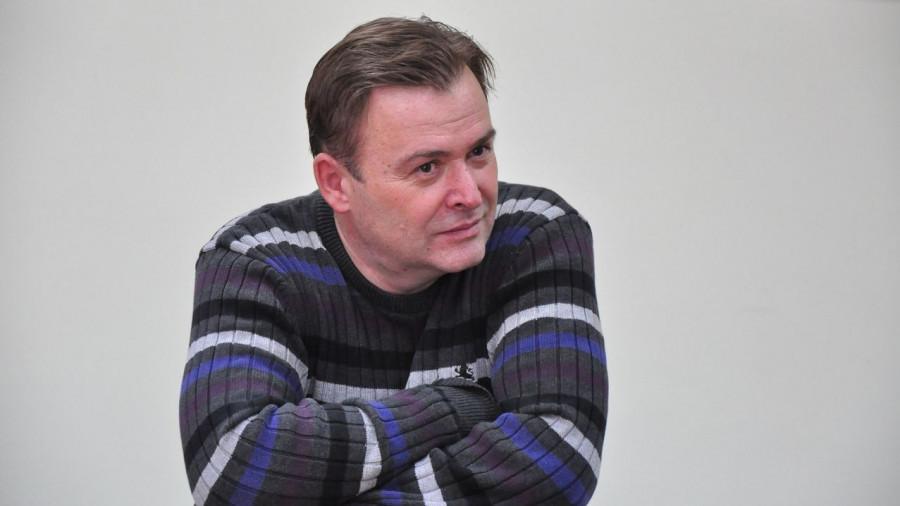 Алексей Эбель, барнаульский биолог, орнитолог.