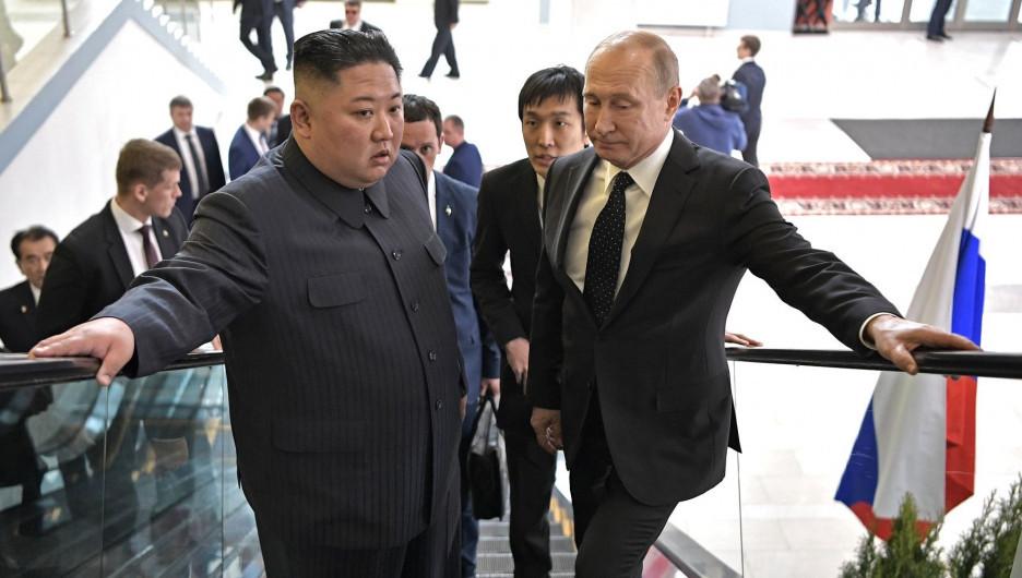 Жители Северной Кореи стали плакать, увидев по телевизору своего похудевшего лидера