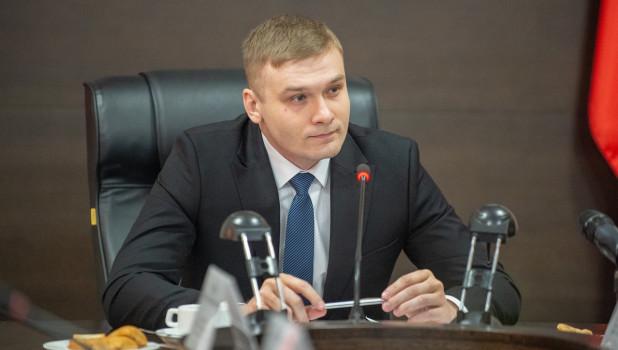 Губернатор Хакасии Валентин Коновалов.