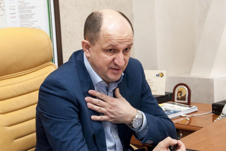 Сергей Приб, депутат АКЗС, генеральный директор компании «Алтайкрайэнерго»