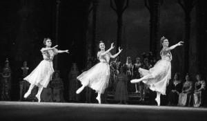 Гастроли Новосибирского государственного театра оперы и балета на сцене Большого театра