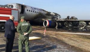 Бастрыкин на месте трагедии в аэропорту Шереметьево.