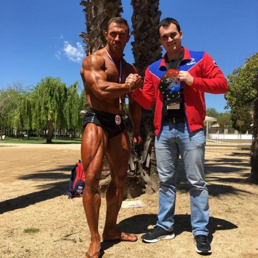 Александр Барбашин и Денис Капустин.