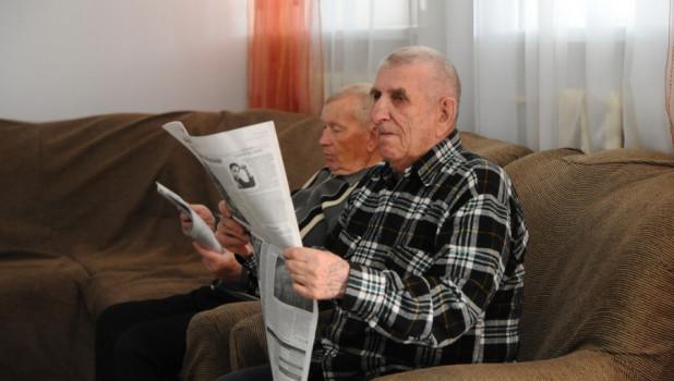 Центральный дом-интернат для престарелых и инвалидов.