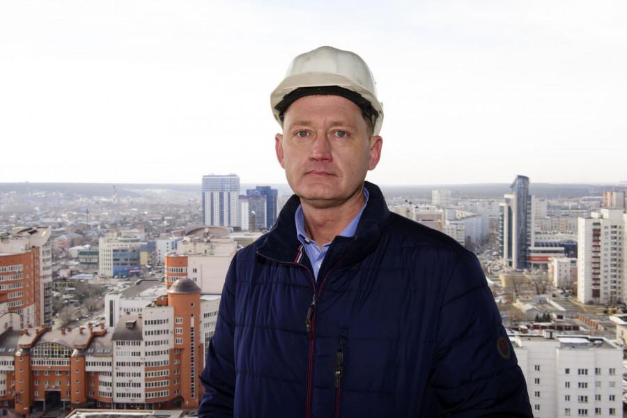 Генеральный директор компании «ПР-Холдинг» Евгений Клейнатовский.