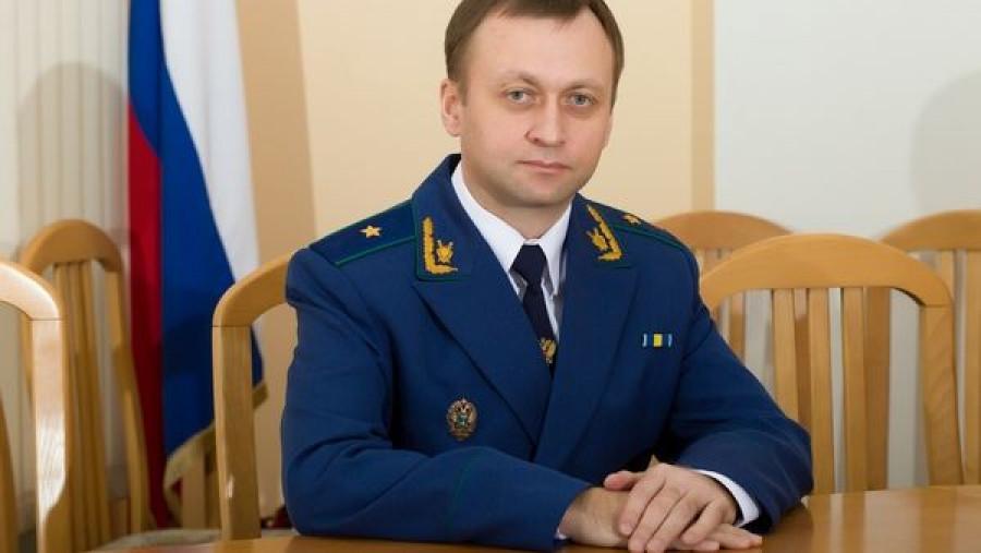 Александр Руднев, прокурор Алтайского края.