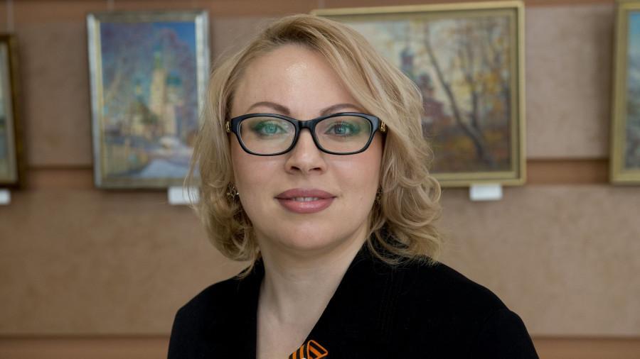 Кристина Юстус, депутат Барнаульской гордумы.