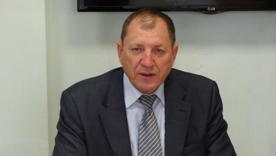 Глава алтайского города собирается уволиться