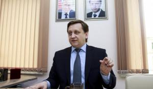 Максим Костенко, министр образования и науки Алтайского края.