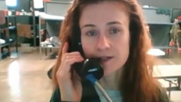 Мария Бутина записала видео из тюрьмы.