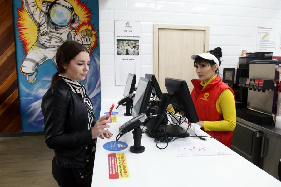 """Открытие 9-го ресторана """"Грильницы"""" в Барнауле."""