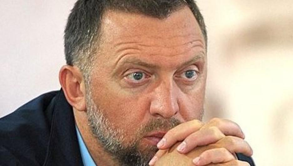 Бизнесмен Олег Дерипаска.