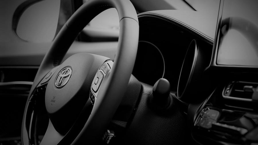 Автомобиль, Toyota.