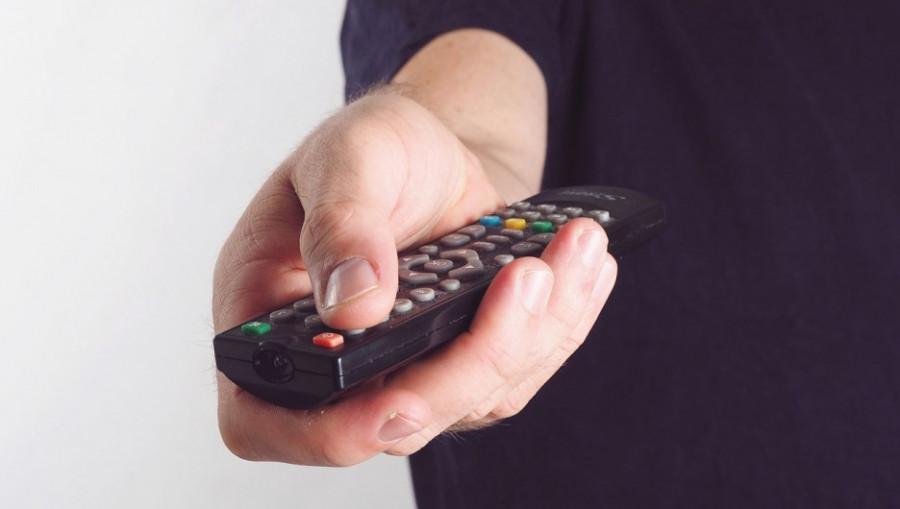Телевидение. Пульт.