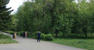 "Парк ""Изумрудный"" 5 июня 2019 года."