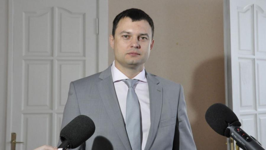 """Депутат БГД от """"Единой России"""" Евгений Носенко."""