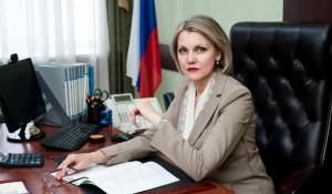 Ольга Ситникова, руководитель Алтайкрайстата.