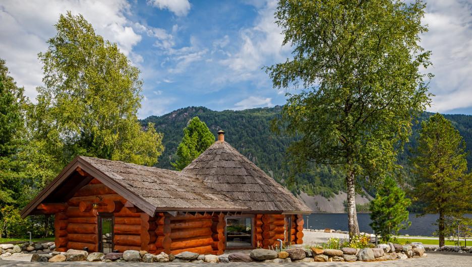 Алтайский отель выиграл мировую премию.