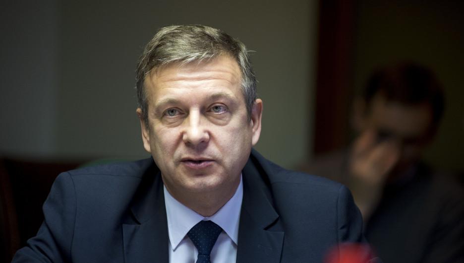 Александр Алексеенко.