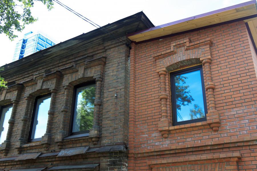 Новостройки в центре Барнаула. Интернациональная, 150.