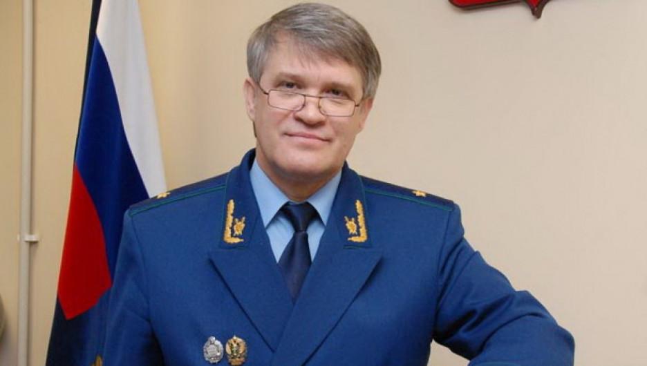 Яков Хорошев, экс-прокурор Алтайского края, прокурор НСО.