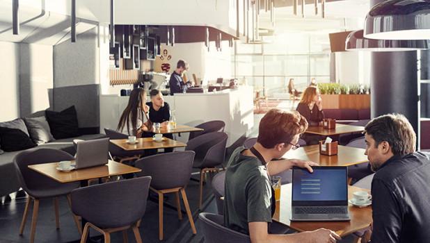 «Дом.ru Бизнес» представил клиентам новые возможности для рекламы в Wi-Fi.