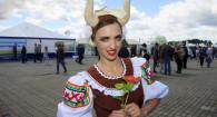 """Красавицы """"Дня сибирского поля-2019"""""""