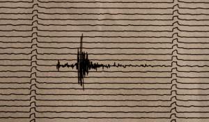 Землетрясение.