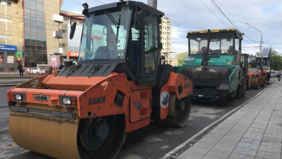 Какие дороги отремонтируют и построят в Барнауле в 2019 году?
