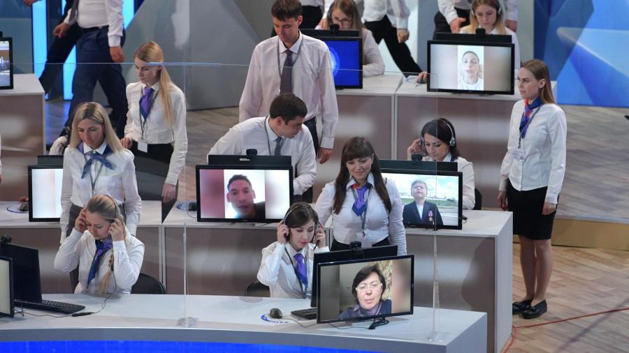 О чем спрашивали жители Алтайского края президента Путина и помогла ли им прямая линия