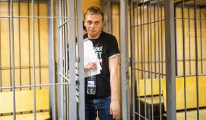 Иван Голунов под арестом.